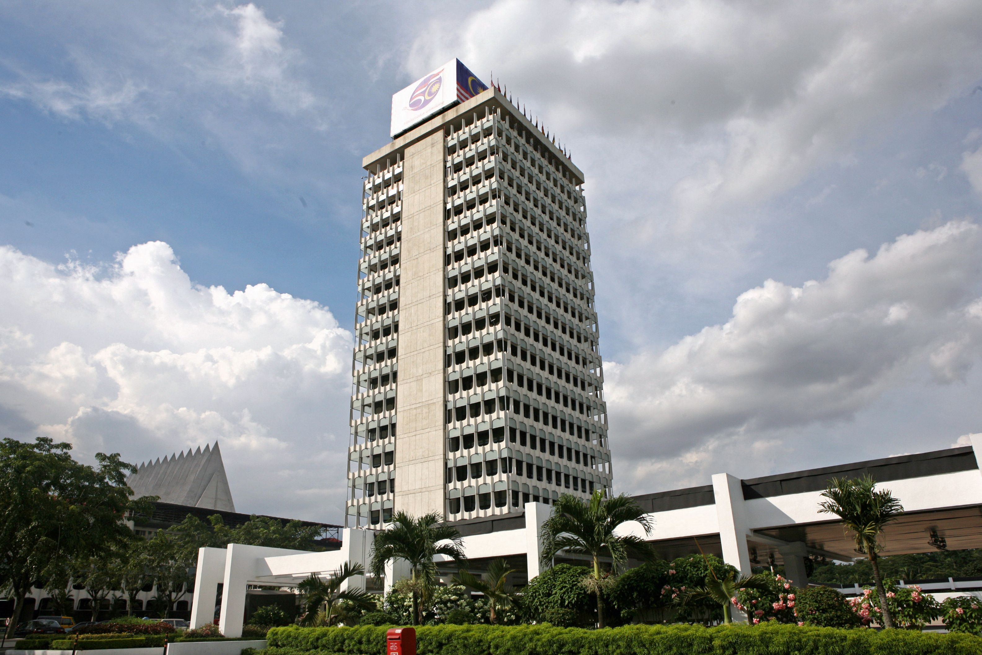 Image result for parliament building malaysia