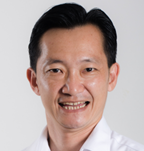 Photo - YB TUAN CHA KEE CHIN - Click to open the Member of Parliament profile
