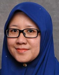 Photo - YB PUAN ISNARAISSAH MUNIRAH BT MAJILIS @ FAKHARUDY - Click to open the Member of Parliament profile