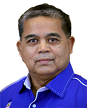 Photo - YB DATUK AARON AGO DAGANG - Click to open the Member of Parliament profile
