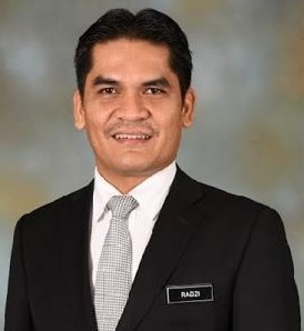 Photo - Mohd Radzi Bin Md Jidin, YB Senator Dr.