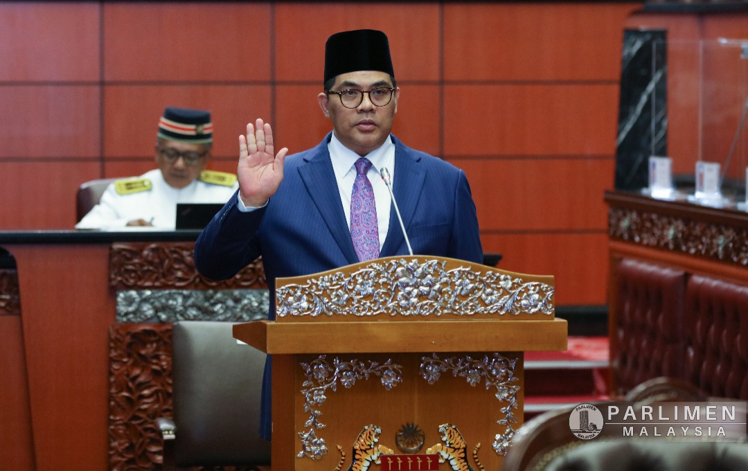 Portal Rasmi Parlimen Malaysia - Berita Terkini
