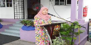 MAJLIS PERASMIAN TASKA PUSPANITA PARLIMEN MALAYSIA