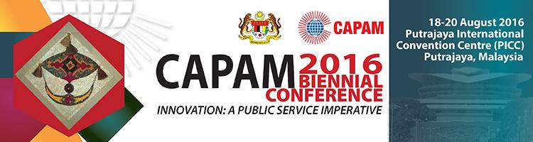 WEb Banner CAPAM