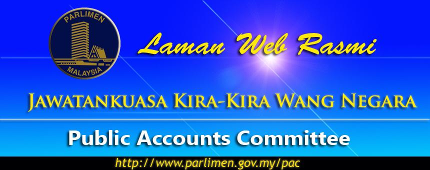 Laman Web Rasmi Jawatankuasa Kira-Kira Wang Negara