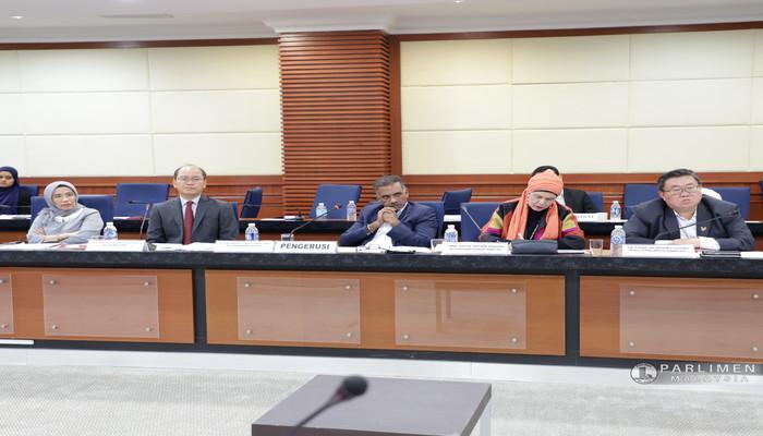 Sesi Pendengaran Awam Di Bilik Kedah , Aras ..uan, Kota Kinabalu, Sabah - 10 November 2019