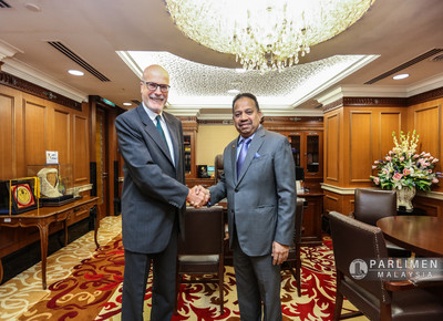 Kunjungan  Hormat dari H.E Krzysztof Debnicki - Duta Poland ke Malaysia